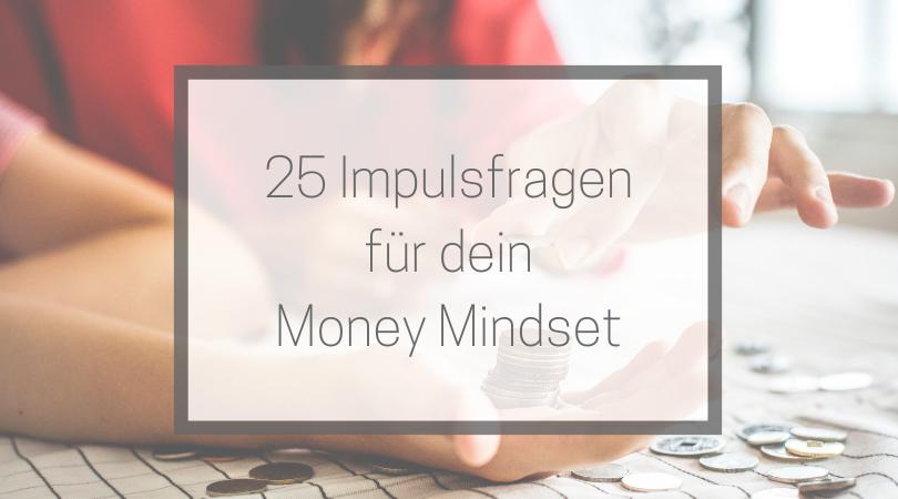 25 Impulsfragen für dein Journaling – Money Mindset